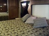 Interior of Fleetwood RV